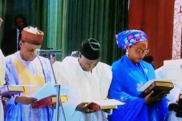 Buhari Assigns Portfolios To Aregbesola, Keyamo, Akpabio, Others