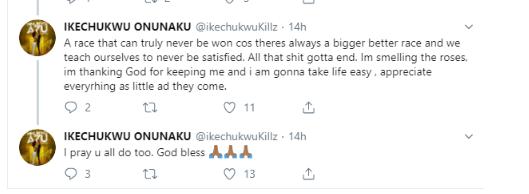 Ikechukwu Tweets