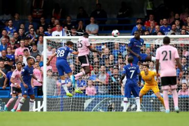 EPL 2019/2020: Chelsea Continue To Wait For First Win Of The Season