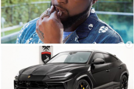 Davido and the Lamborgini