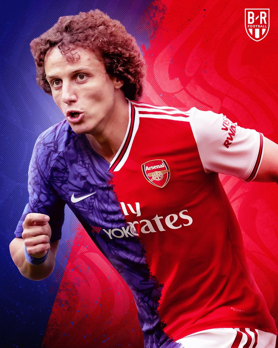 david luiz signs contract with Arsenal