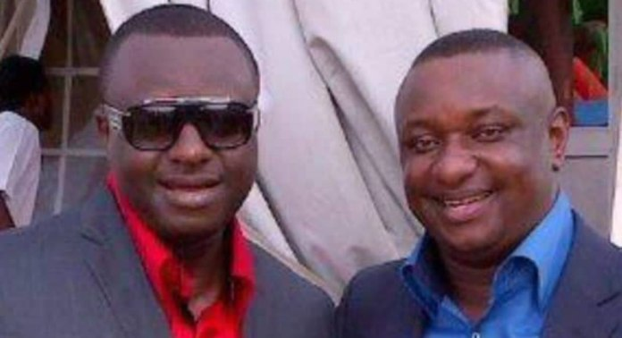 Festus Keyamo and Jerry Elo Ikogho