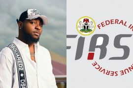 Davido owing tax money
