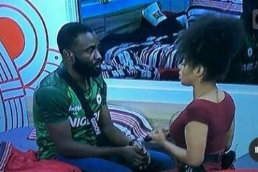 BBNaija 2019: Nigerians Slam Venita For Giving Gedoni 'Green Light'