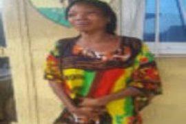The suspect, Franca Amaha