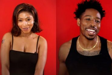 BBNaija2019: Mercy Issued Strike For Assaulting Ike