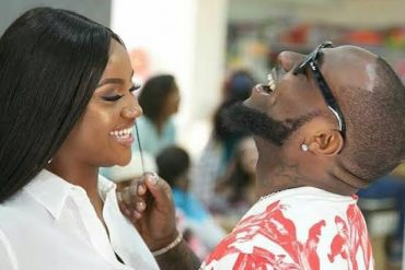 Music Entertainer, Davido Set To Release Song With Chioma (Photos)
