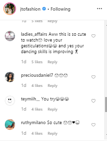 j 2 - Fans React As Temi Otedola Dances Seductively In Rare Footage (VIDEO)