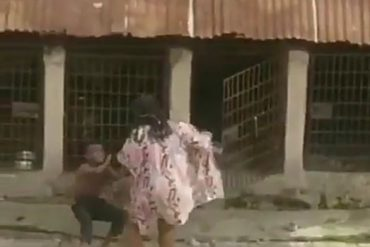 Why I Threw My Little Cousin Inside Cage With Dogs – Arrested Suspect confesses