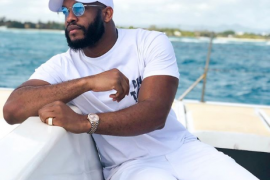 lynxxx celebrates 4 years as born again