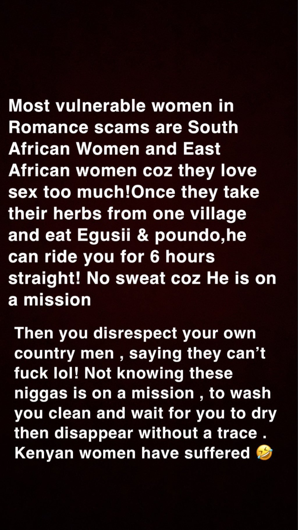 "monroe2 - ""Nigerian Men Are Scammers, Avoid Them"" – Huddah Monroe Warns Kenyan Women"