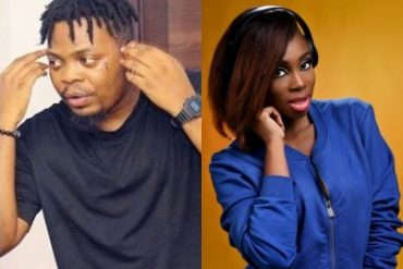 Adekunle Gold, Funke Akindele, Others React As Maria Okan Welcomes New Baby For Olamide