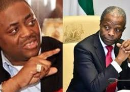 'You Have Brought Shame To The Body Of Christ' - FFK Drags Osinbajo Over Abduction Of 5 RCCG Pastors