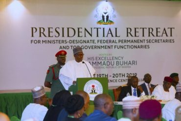 Buhari Bars Ministers From Having Direct Contact With Him