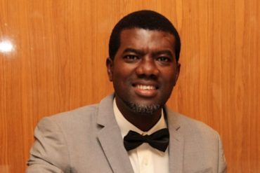 Crime Rate Was Low When Churches Were Not Rampant: Reno Omokri