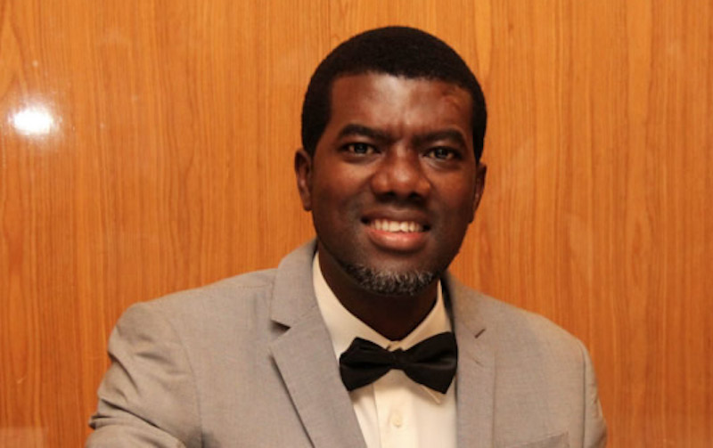 reno - Omokri Knocks Buhari For Shutting Down Venue Where Soyinka, Falana Were To Speak On Insecurity