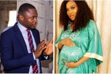 Ubi Franklin Reacts After Baby Mama, Sandra Iheuwa, Says She Would Rather Iron Things Out With Devil Than With Him