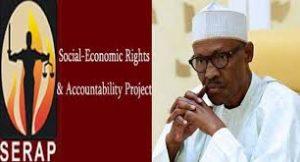 SERAP and Buhari
