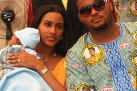 Juliet Ibrahim and ex-husband, Kwadwo Safo