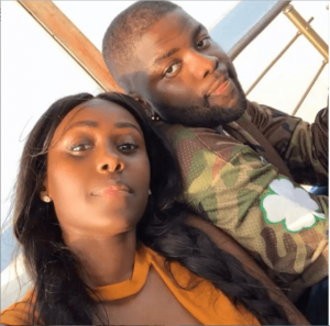 Skales Expecting A Baby With His Rwandan Girlfriend