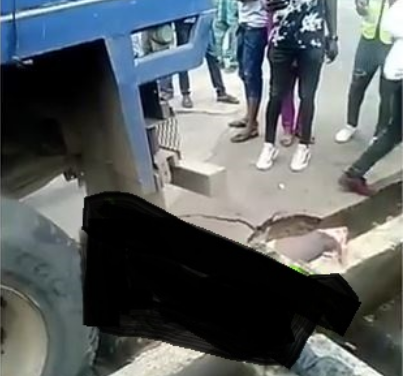 Trailer Crushes Soldier To Death In Ogun