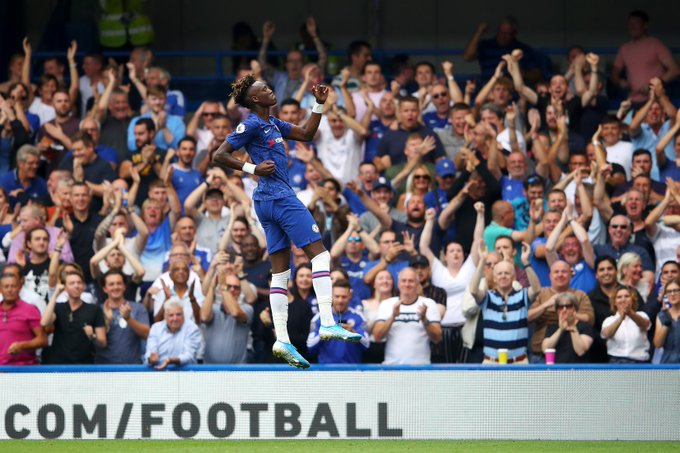 EPL: Chelsea Defeat Newcastle To Move To Third