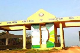 TASUED Final year student commit suicide