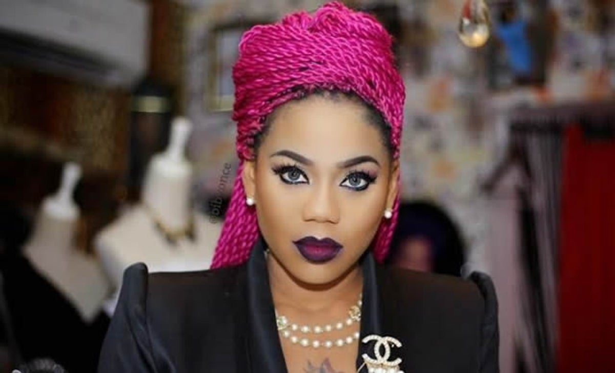 Toyin Lawani Reacts After Being Dragged Over Her Choice Of Man