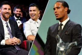 UEFA Award winners