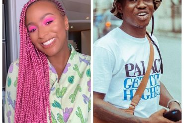 """Where Are We Meeting Tonight"" – Zlatan Ibile Asks DJ Cuppy"