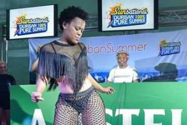 """Men Touching Me Are My Fans, Let Them Enjoy Me"" – Pantless Dancer, Zodwa Wabantu"