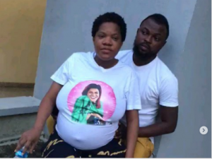Toyin Abraham and Husband, Kola Ajeyemi