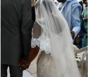 Confusion As Bride Dumps Groom At The Altar In Lagos