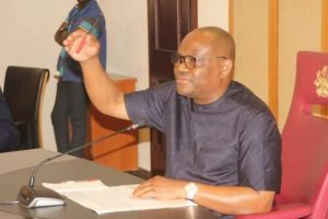 I Congratulate Buhari Openly While Other PDP Govs Go To Him At Night: Wike