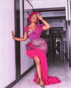 Cee-C stepping out for the wedding