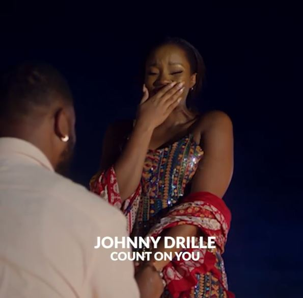 10218269 a1 jpegbab936fe3b02402318a967515cfcc7dd - Johnny Drille Features Teddy A, Bam Bam In Video For, 'Count On You'