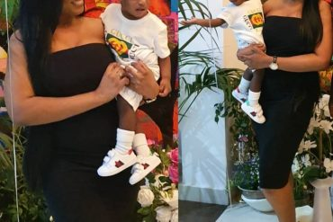 See Photos From Linda Ikeji's Son's Birthday