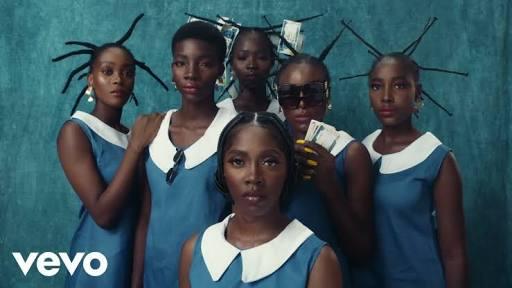 Nigerian singer, Tiwa Savage's song cover