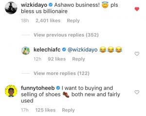 Teni and Wizkid