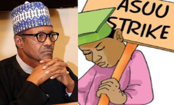 President Buhari ASUU
