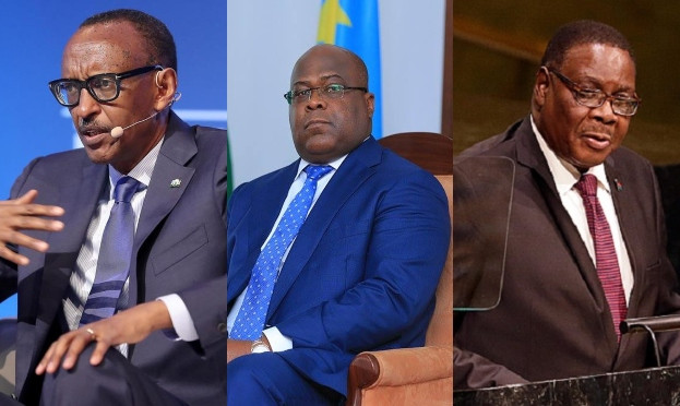 Image result for 3 African Presidents Announce Withdrawal From World Economic Forum In South Africa