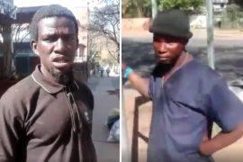 Xenophobia Eyewitnesses