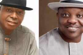 Uduaghan and James Manager
