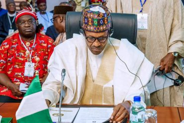 'Now Is The Time To Stamp Out Terrorism' – President Buhari
