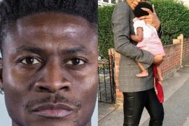 Obafemi Martins, Lola OJ and baby Asiyah