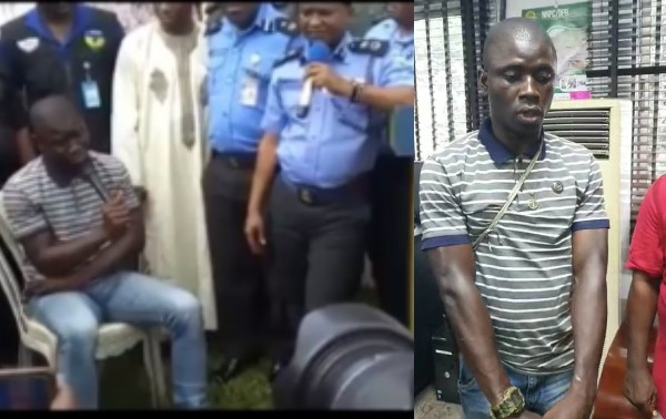 5d84f1e829c1c 1 - Police Nabs Port-Harcourt Serial Killer; Reveals His Mode Of Operation