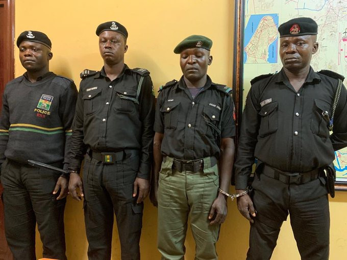 RRS Officers