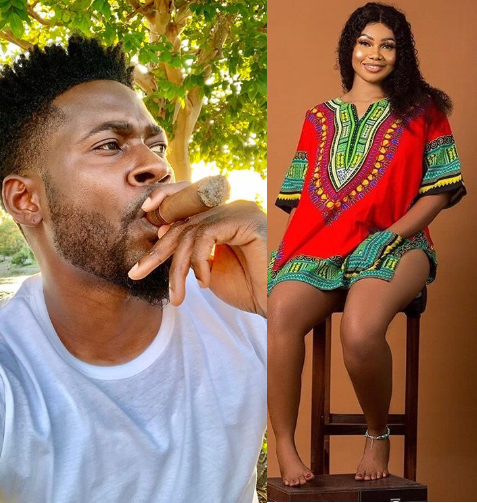 Teebillz and Tacha