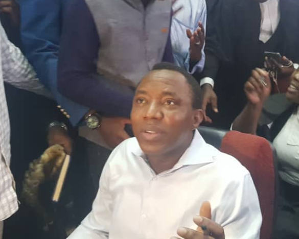 5d91bcd112e1b - It Is Unfortunate No One Is Willing To Stand As Sowore's Surety: Judge