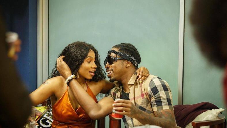 Big Brother Naija couple, Mercy and Ike